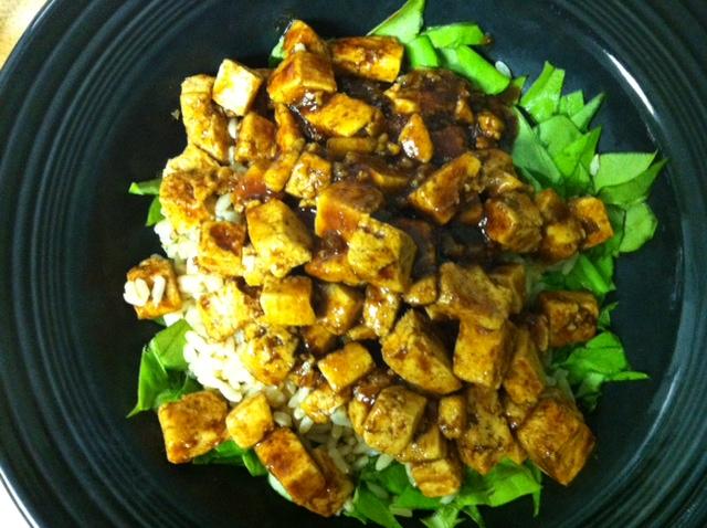 Blog_Glazed Tofu