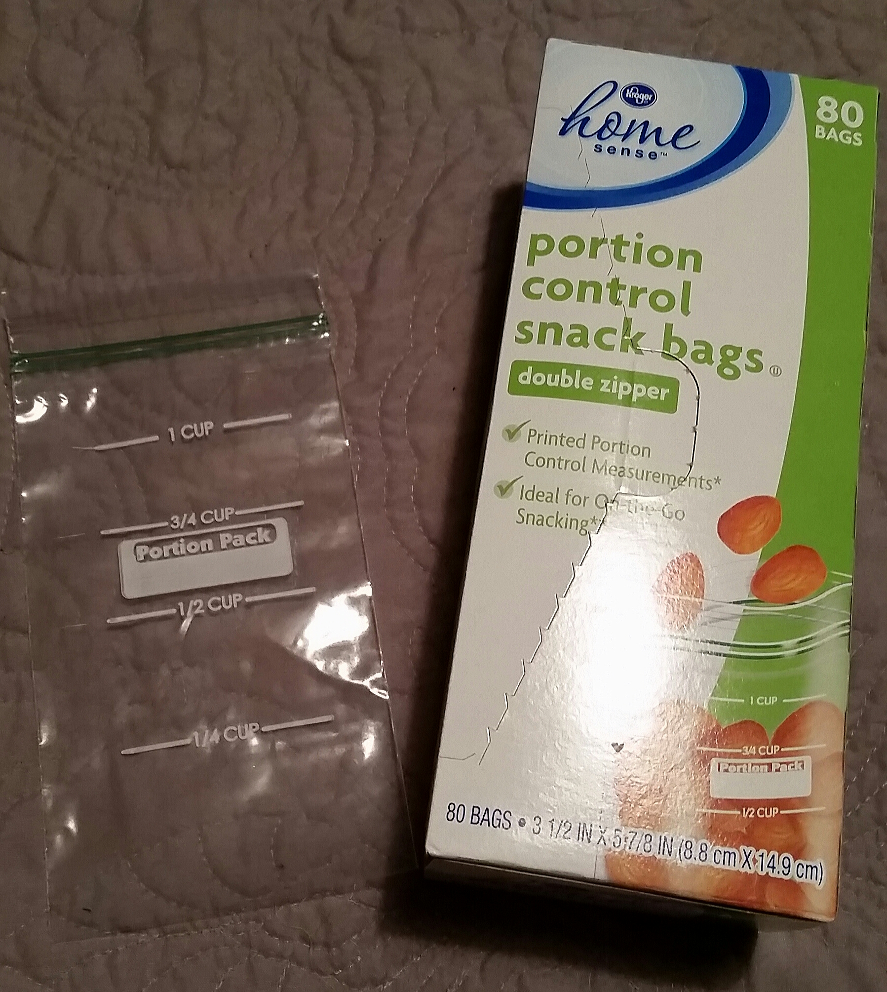 Snack Portion Control Made Easy