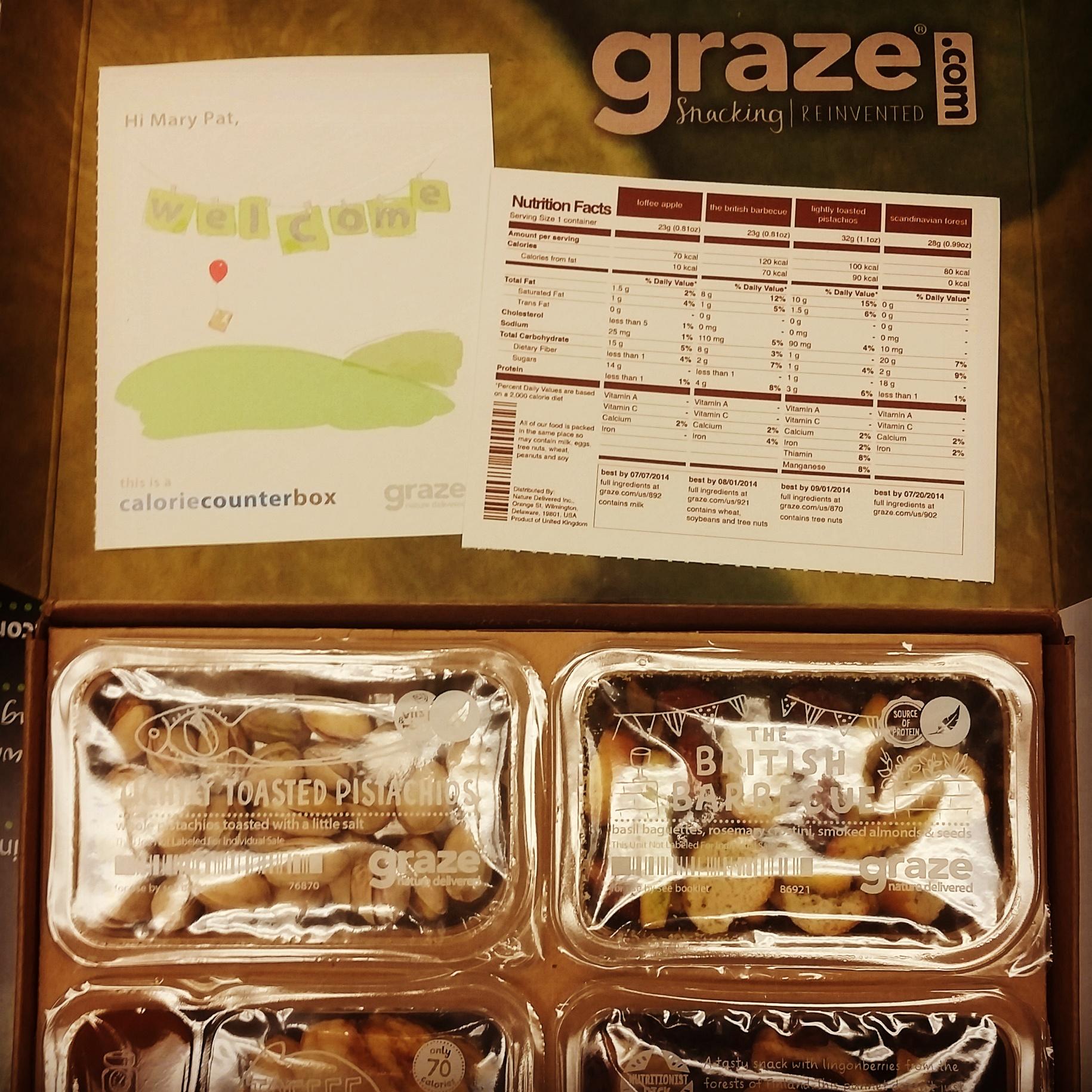 My Graze Box